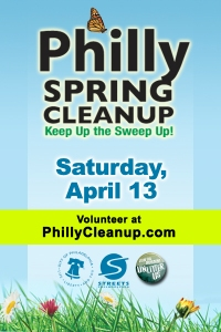 Philly Spring Cleanup