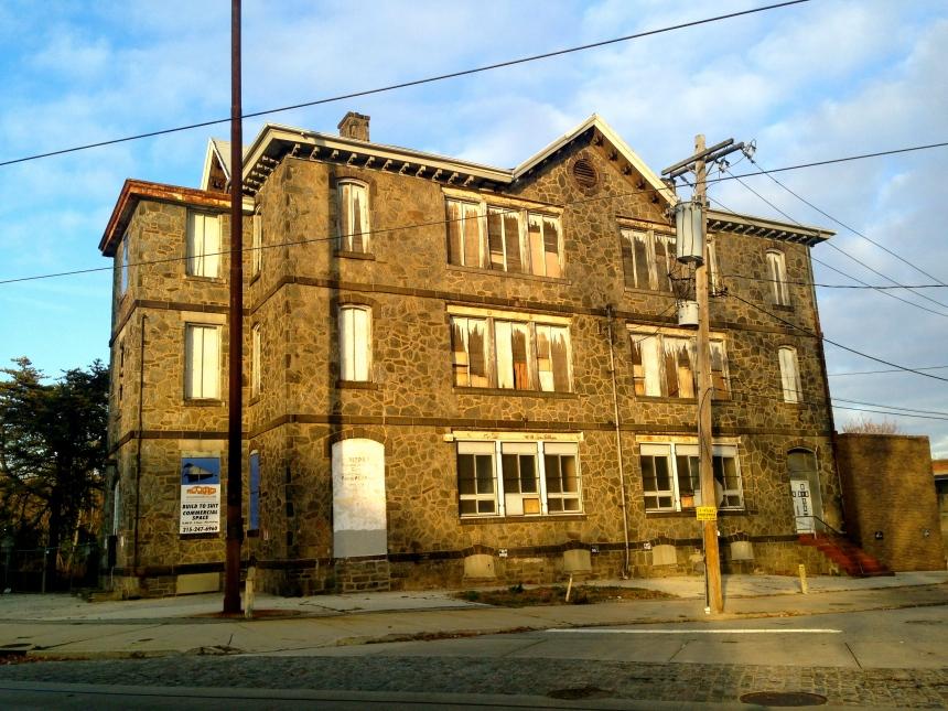 The Schaeffer School at 4701 Germantown Avenue. Photo taken on November 16, 2013.