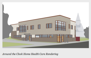 Around the Clock Home Health Care Rendering